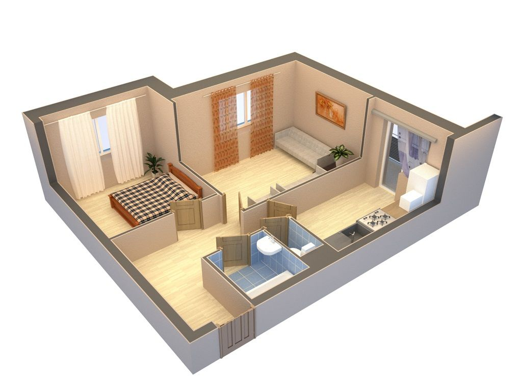 2-комнатные квартиры в Севастополе