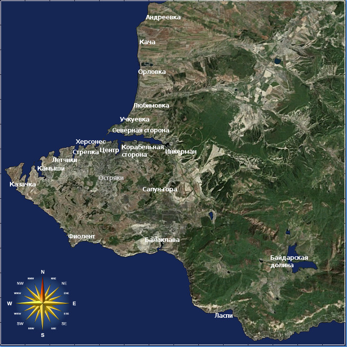 Иностранцам придется продать принадлежащие им земельные участки в Севастополе и Крыму